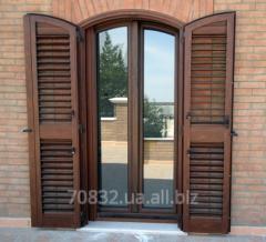 Ставні дверні