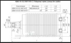 Vacuum KDVA3-10-31,5/1600 UHL2 arc extinguish