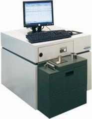 Optiko-emissionny the Q6 COLUMBUS analyzer, the