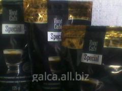 Kava melena of Vivat Cafe Special 1/35 of / 30