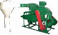 Шелушильная (шеретовочная) семенорушильная машина
