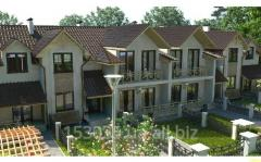 Two-level apartment 85,74m2