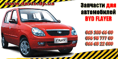 Auto parts for BYD Flyer