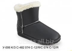 "The footwear is winter, ugg of ""Belst"","