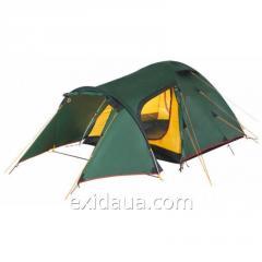 Палатка Alexika Zamok 3 (green)