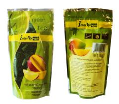Green mango 100 of Zip-Lock