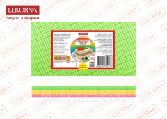 Wafer sheets Family of 150 g, color, 10th