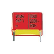 FKP-1 220 pF 2000V 5 condenser of %, RM15