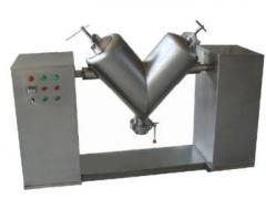 Highly productive V-shaped mixer GHJ-V Series