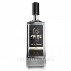 Водка особая Prime «World Class » 0,7 л на экспорт