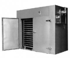Конвенционные сушильные шкафы с рециркуляцией