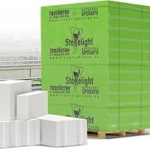 Foam concrete block Stounlaytm