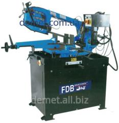 Tape saw of FDB SG 280 G (380B, 1,9 kW, maximum