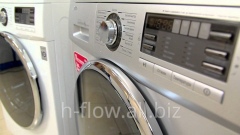 How to protect the washing machine, electric
