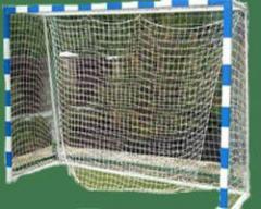 Сетка для мини-футбола (гандбола) с гасителями