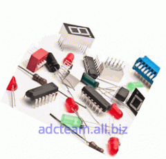 Electronic components (radio components)