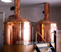 Пивоварня под ключ 400 л