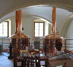 Пивоварня под ключ 1000л