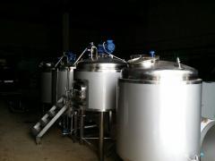 Пивоварня под ключ 500л