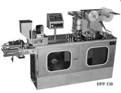 The blister packing machines with tablet forming
