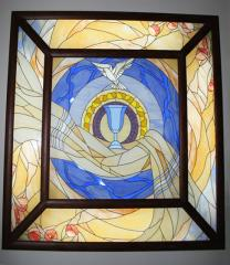 Stained-glass windows exclusive Odessa, sale to