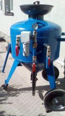 Sanding device ASO-150 ua
