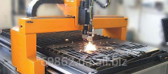 Device of plasma cutting of metal