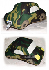 Декоративная подушка - игрушка ТМ Ярослав, Фирменная упаковка