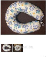 Pillow for pregnant women and feeding of Babyfix