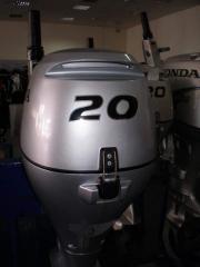 Мотор лодочный HONDA BF 20 DK2 SHSU