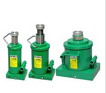 Components for the hydraulic and