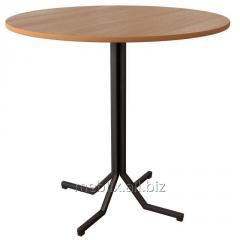 Стол для кафе и баров Дуэт-круглый d=800