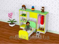 Children's game furniture bedroom