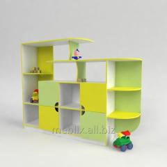 Wall the Kid for preschool institutions,