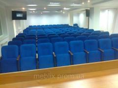 Комфортные театральные кресла Приор для