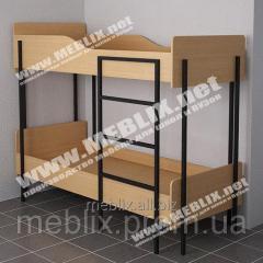 Кровать двухъярусная для общежитий 1970*890*1640h