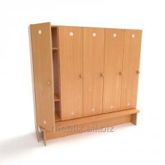 Case children's 5 sections 1520*300*1400h