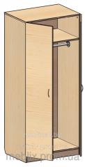 Шкаф для одежды шо-2 600*570*1840h