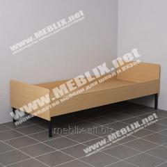 Ліжка дорослого єдиного для всіх металевій рамі