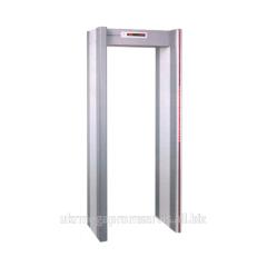 Многозонный стационарный арочный металлодетектор