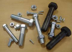 Bolts high-strength DIN 931, DIN 933, DIN 912, DIN