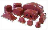 Tampons for pad printing
