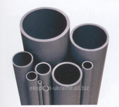 Pipe PVC-U PN10 125х4,8х3000 Pimtas