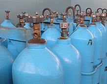 Кислород газообразный, продажа, Яготин, Украина
