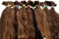 Natural Hair for wigs, Hair Slavic European,