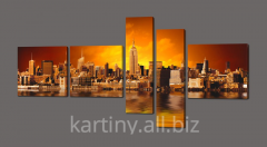 Modular picture New York (code 608)