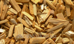 Spill wood for technological needs