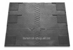 Anti-vibration mats