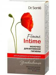 Means for intimate hygiene