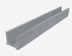 Желоб водостока полимербетонный